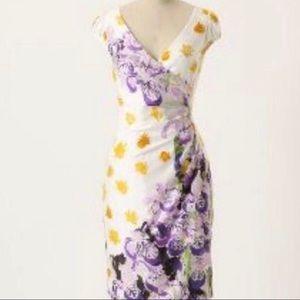 Anthropologie Dress by Rebekah Maysles - Lined